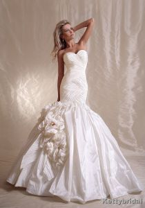 Wedding Dress&Wedding Gown&Bridal Dress (KB1033)