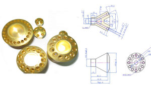 12 Holes Brass Header pictures & photos
