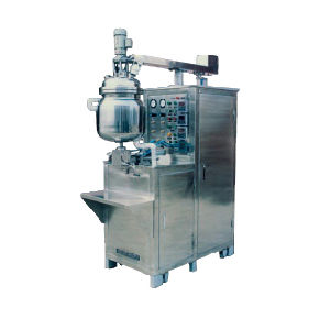 Semi-Automatic Hot Filling Machine for Beauty Cream (GZH-BR)