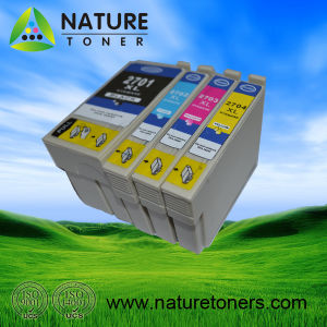 Compatible Ink Cartridge T2701, T2702, T2703, T2704 for Epson Printers pictures & photos