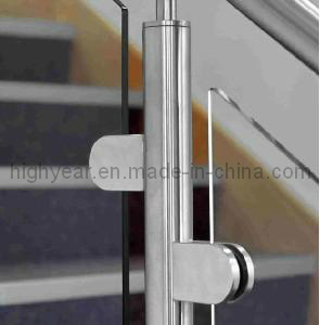 Stainless Steel Glass System Balustrade (AISI 304 Or AISI 316)