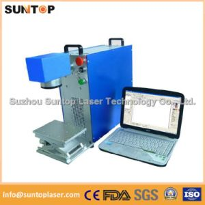 Lamp Bulb Laser Marking Machine/Automobile Lamp Laser Marking Machine pictures & photos