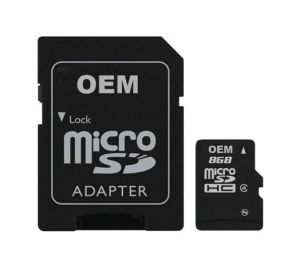 TF/MicroSD Cards Flash Memory