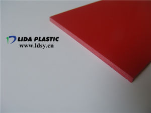 PVC Red Sheet pictures & photos