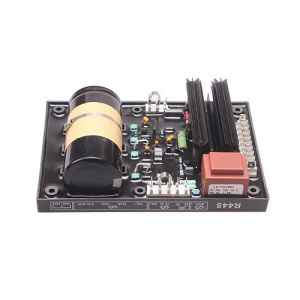 China Single Phase Generator AVR Circuit Diagram R448 AVR Card for Diesel  Engine - China R448, Single Phase AVRMade-in-China.com