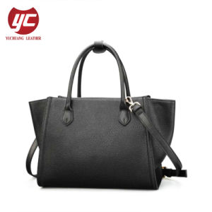 Yc H264 China Leather Handbag Manufacturer Cow Tote