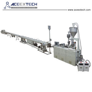 Plastic HDPE Pipe Production Machine