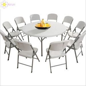 China 6 Ft Folding Plastic Table And Chair 60 Round 6ft 7ft 8 Foot 8 Foot 8ft Acrylic Dining 10 Seater Outdoor Tables China Garden Furniture Folding Table
