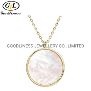 CS-DB Heart Trendy Glaring Jewelry Necklaces Pendants Silver