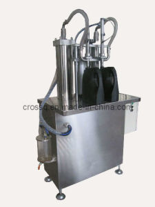 Double Heads Filling Machine for Liquid FM-Sdv