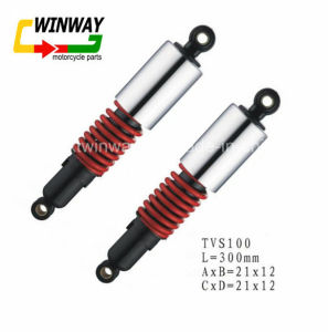 Ww-6288 Tvs100 300mm Motorcycle Parts Shock Absorber pictures & photos