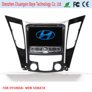 Hot 2 DIN Car DVD GPS Navigation for Hyundai New Sonata