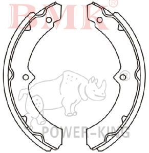 Brake Shoe (K2316) for Toyota pictures & photos