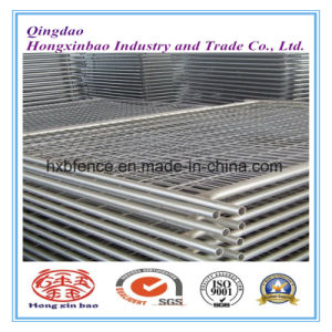Canada Used Playground Galvanized Fence Temporary Fence pictures & photos