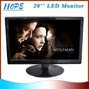 20 Inch Monitor LED Monitor 12V LED Monitor with AV Input pictures & photos