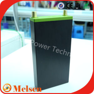 OEM ODM Melsen Lithium Polymer Battery Packs with ABS Case Shock-Resistant 12V 33ah Battery Pack pictures & photos