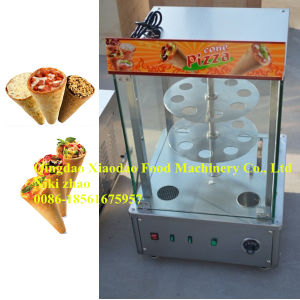 Electric Pizza Cone Display/Cabinet /Warmer pictures & photos