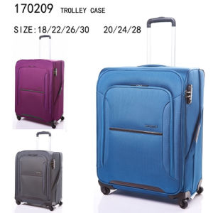 Alloy Luggage Suitcase for Business