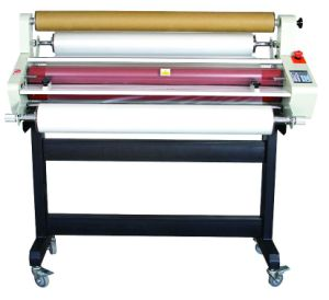 Big Size Roll Laminator with 1100mm (1100L) pictures & photos