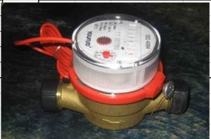 Single Jet Dry Type Cold Water Meters with Reed Swith Option