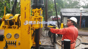 Diesel Exploration Drilling Rig in Hard Rock for Iron Mineral Exploration pictures & photos