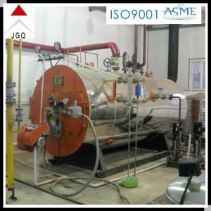 3 t/h Heavy Oil Steam Boiler with High Efficency