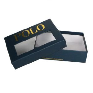 Custom Design Fashion Elegant Shirt Packaging Box