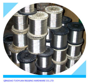 Galvanized Stainless Steel Wire Rope (DIN; BS; MIL) pictures & photos