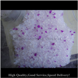 Perfumed Silica Gel Cat Litter with Apple Perfume pictures & photos