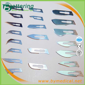 Disposable Sterile Surgical Blades with Size #10~36 pictures & photos