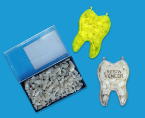 Disposable Dental Plastic Temporary Crown