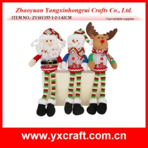 Christmas Decoration (ZY16Y197-1-2-3 42CM) Super Xmas Tree Decoration pictures & photos
