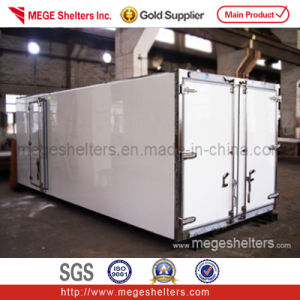Cooling Van Truck Body (T-03) Refrigerated Truck Body, Truck Van