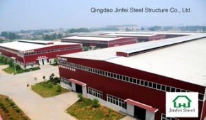 54m Wide-Span Light Steel Frame for Industry and Agriculture
