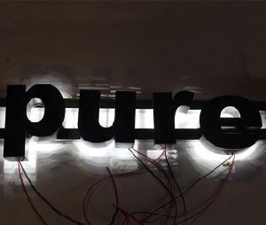 LED Shop Sign Board Backlit Letter Signs (FLC-83)