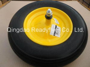3.50-8 PU Wheel pictures & photos