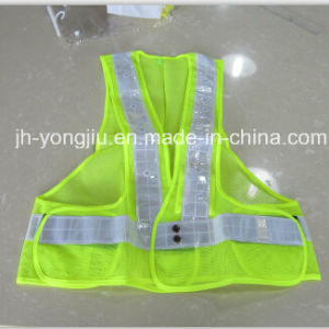 Ultra-Thin Breathable Mesh Reflective Safety Vest