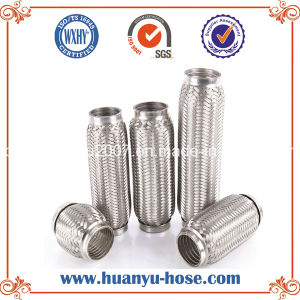 2*8 Inch with Interlock Metal Exhaust Pipe pictures & photos