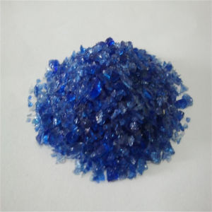 Blue Crushed Tempered Glass F pictures & photos