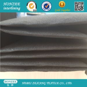 Polyester Woven Nonfuse Interlining for Cap T2050