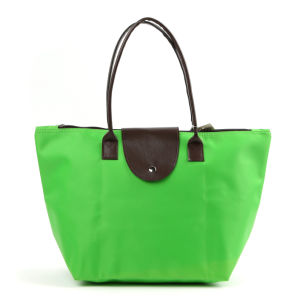 Hand Bag Beach Bag Travel Tote Foldable Shopping Bag pictures & photos