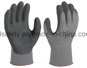 Work Safety Glove with Sandy Nitrile Coating (N1558) pictures & photos