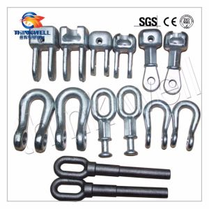 Forged Galvanized Overhead Line Hardware pictures & photos