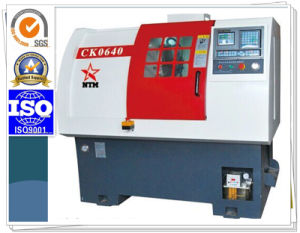 Universal Economic CNC Lathe with Cutting Turning Threading Functions pictures & photos