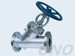 Jacket Type Flange End Globe Valve pictures & photos