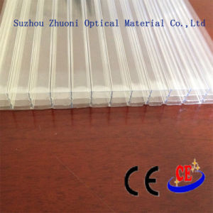 PC Hollow Sheet with UV Protection