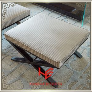 Shop Stool (RS161803) Store Stool Bar Stool Cushion Outdoor Furniture Hotel Stool Living Room Stool Restaurant Furniture Stainless Steel Furniture