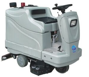 Ride-on Scrubber Dryer Machine for Cleaning (AS-2007) pictures & photos