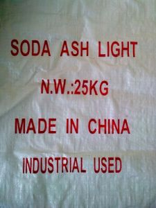 Soda Ash Light/Dense Factory Direct Supply pictures & photos