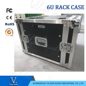 6u Amplifier Rack Case with High Quality